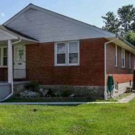 Rent this 3 bed house on 224 Marion Avenue in Overlea, MD 21236
