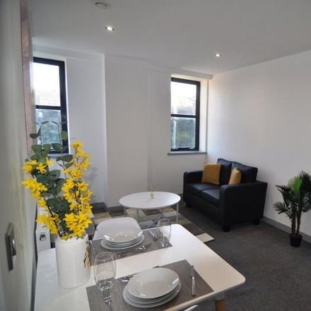 Rent this 1 bed apartment on Skyline in John Street, Barnsley S70 1LL