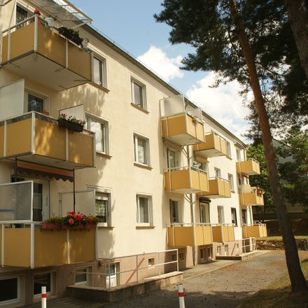 Rent this 2 bed apartment on Forststraße 40 in 06712 Zeitz, Germany
