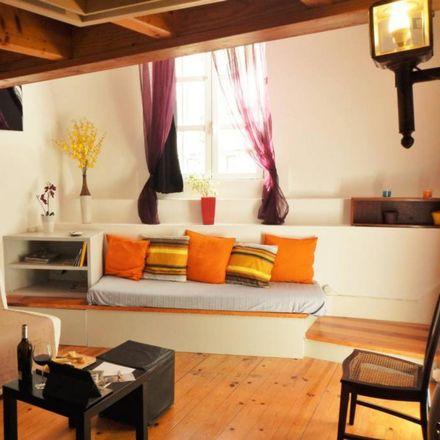 Rent this 0 bed apartment on Rua da Páscoa in 1250-242 Campo de Ourique, Portugal