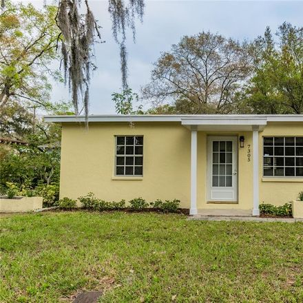Rent this 3 bed house on 7305 North Orleans Avenue in Tampa, FL 33604