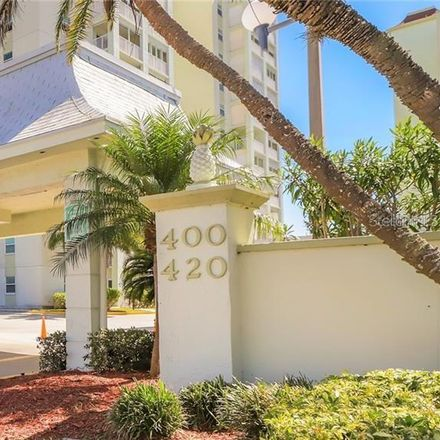 Rent this 1 bed condo on 400 64th Avenue in St. Pete Beach, FL 33706