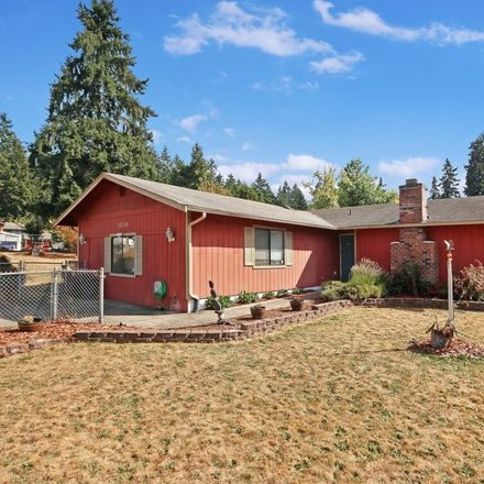 Rent this 4 bed house on 18th Avenue Ct E in Tacoma, WA