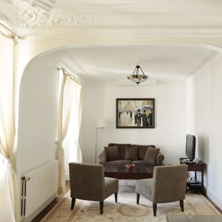 Rent this 3 bed apartment on 3 Rue Clapeyron in 75008 Paris, France
