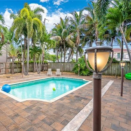 Rent this 5 bed house on 2626 Alamanda Court in Fort Lauderdale, FL 33301