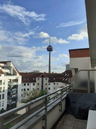Rent this 1 bed apartment on Cologne in Neuehrenfeld, NORTH RHINE-WESTPHALIA