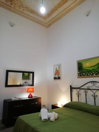 Rent this 3 bed room on Via Mariano Smiriglio in 90141 Palermo PA, Italy