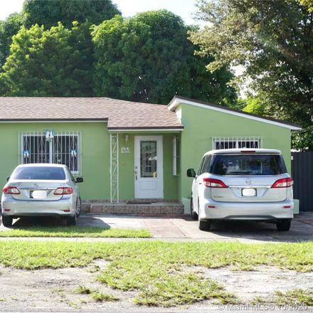 Rent this 3 bed house on 1320 Southwest 72nd Avenue in Miami Terrace Mobile Home, FL 33144