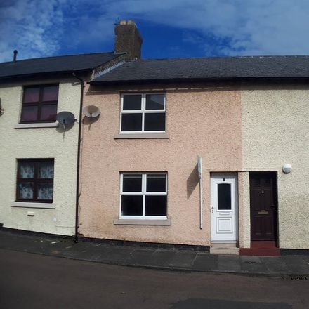 Rent this 2 bed house on Monkhouse Terrace in Alnwick NE66 1XW, United Kingdom