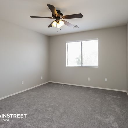 Rent this 4 bed apartment on 105 South 111th Street in Mesa, AZ 85208