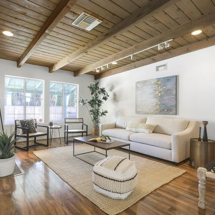 Rent this 3 bed house on 7700 Alcove Ave in North Hollywood, CA