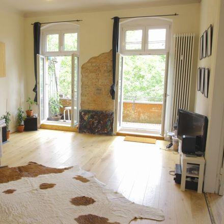 Rent this 1 bed apartment on Fraenkelufer 22 in 10999 Berlin, Germany