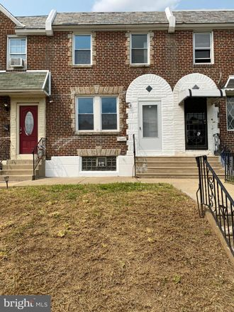 Rent this 3 bed townhouse on 5404 Erdrick Street in Philadelphia, PA 19124