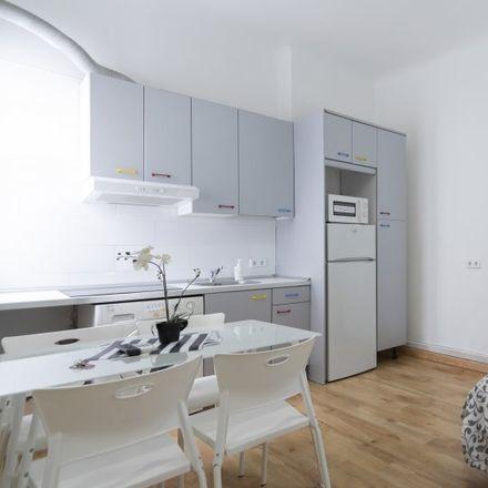 Studio apartment at Calle del Marqués de Urquijo, 28001 ...