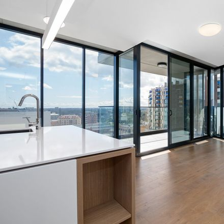 Rent this 2 bed apartment on 1301/248 Flinders