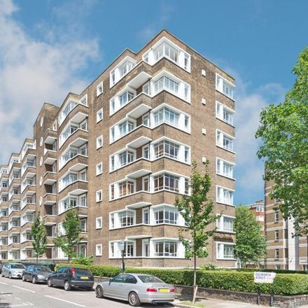 Rent this 1 bed apartment on Oslo Court in Newcourt Street, London NW8