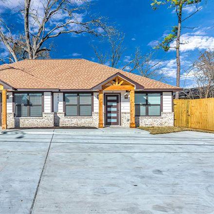 Rent this 2 bed duplex on 1014 Randolph Street in Houston, TX 77088