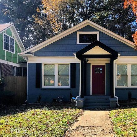 Rent this 3 bed house on Lawton St SW in Atlanta, GA