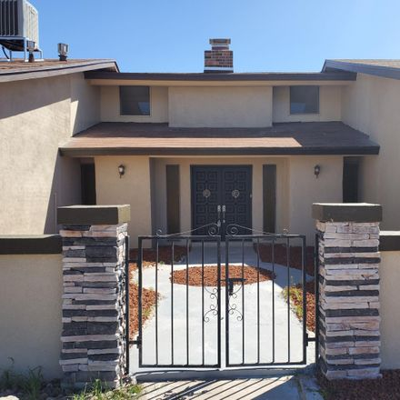 Rent this 4 bed apartment on 6885 Granero Drive in El Paso, TX 79912