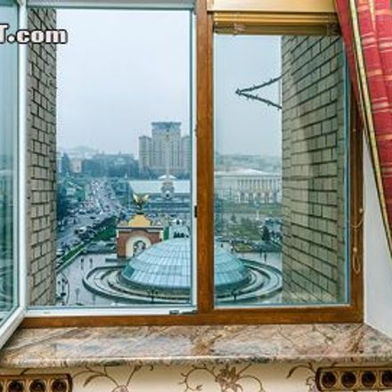 Rent this 1 bed apartment on ПС Центр in Esplanadna Street, 1