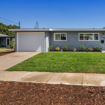 Rent this 3 bed house on 3795 Mount Abraham Avenue in San Diego, CA 92111