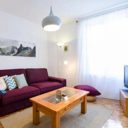 Rent this 3 bed apartment on Plaza de Santo Domingo in 12, 28013 Madrid