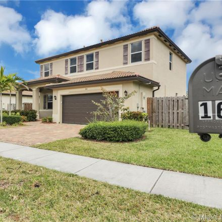 Rent this 4 bed house on 165 Southeast 21st Terrace in Homestead, FL 33033