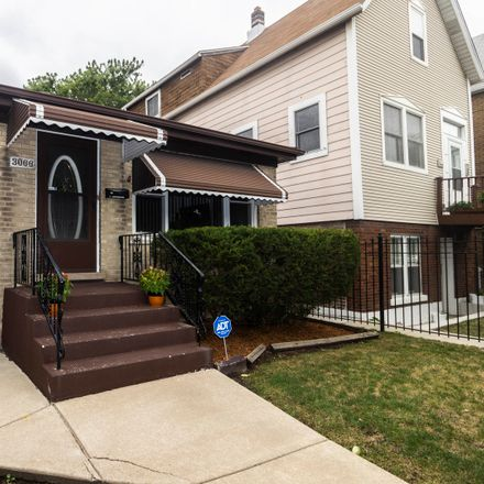 Rent this 3 bed house on 3066 North Sacramento Avenue in Chicago, IL 60618