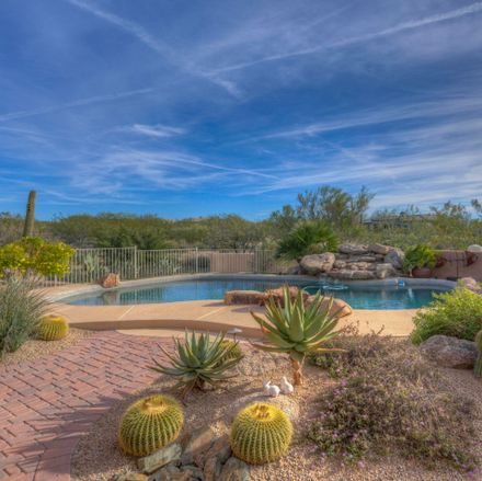 Rent this 5 bed house on 8193 East Sand Flower Drive in Scottsdale, AZ 85266