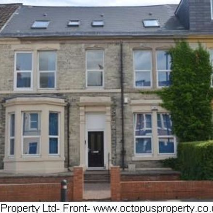 Rent this 4 bed apartment on A Taste Of Persia in 34 Osborne Road, Newcastle upon Tyne NE2 2AJ