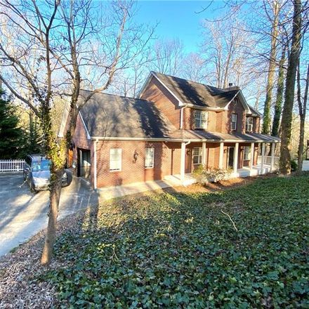 Rent this 3 bed house on Cypress Cove in Ball Ground, GA
