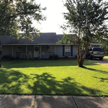 Rent this 3 bed house on 1359 Woodmere Drive in Montgomery, AL 36117