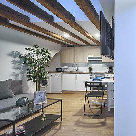 Rent this 3 bed apartment on Pza. Jacinto Benavente in Plaza de Jacinto Benavente, 28001 Madrid