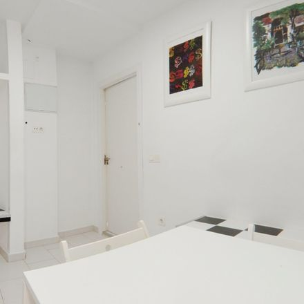 Rent this 1 bed apartment on Calle Antonio Zamora in 28011 Madrid, España