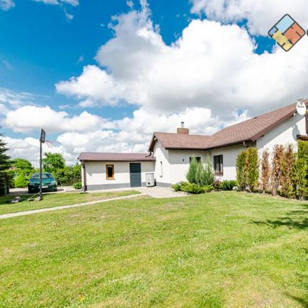 Rent this 5 bed house on Gdańska in 87-148 Łysomice, Poland