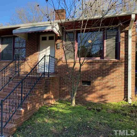 Rent this 3 bed house on Crest St in Chapel Hill, NC