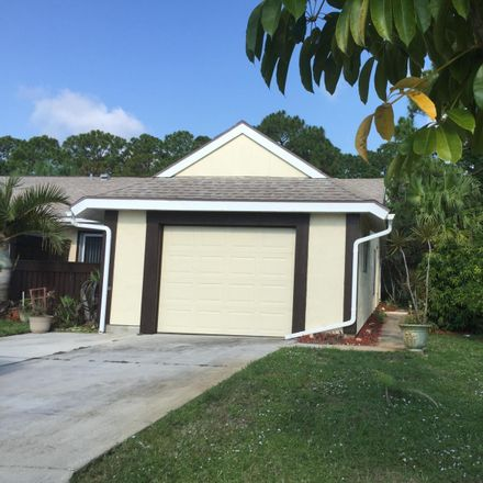 Rent this 2 bed apartment on 1386 Southeast Rivergreen Circle in Port St. Lucie, FL 34952