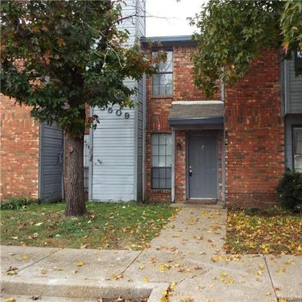 Rent this 2 bed duplex on 5509 Myers Drive in Garland, TX 75043