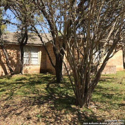 Rent this 2 bed duplex on 2101 Ledge View Street in San Antonio, TX 78232