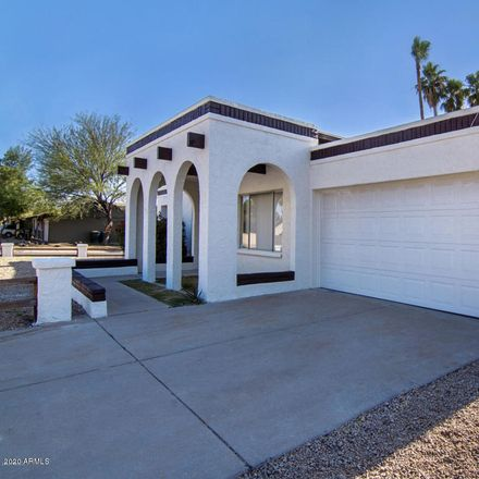 Rent this 4 bed house on 11226 North 39th Avenue in Phoenix, AZ 85029