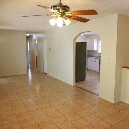 Rent this 3 bed apartment on August St SE in Palm Bay, FL