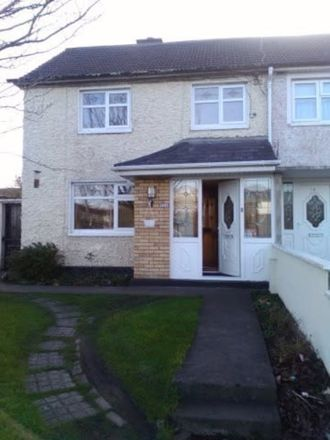 Rent this 2 bed house on Coolock Public Library in Northside Shopping Centre, Northside Shopping Centre Car Park