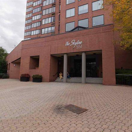 Rent this 2 bed condo on 551 Observer Highway in Hoboken, NJ 07030