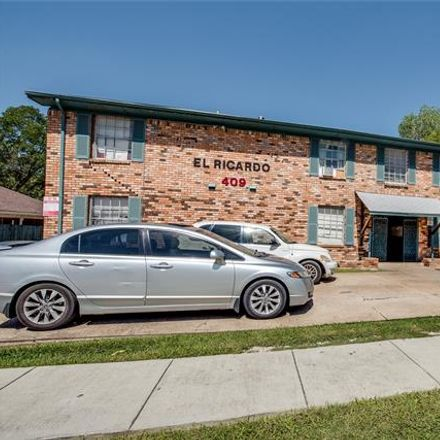 Rent this 1 bed apartment on 409 East 9th Street in Dallas, TX