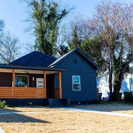 Rent this 3 bed house on 211 Racine Street Southwest in Atlanta, GA 30314