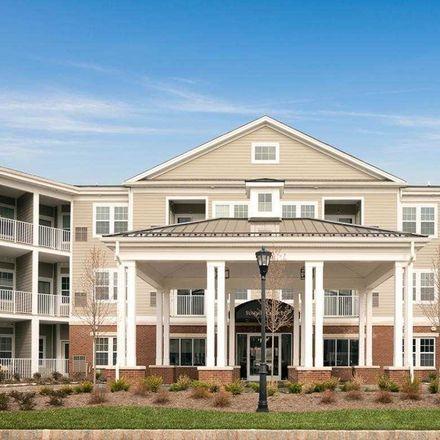 Rent this 1 bed apartment on Kean University Parking in Elizabethtown Plaza, Union