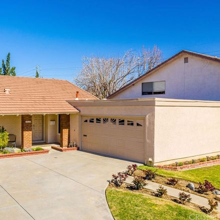 Rent this 3 bed house on 23527 Via Eliso in Valencia, CA