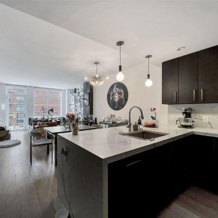 Rent this 1 bed condo on 1400 Hudson Street in Hoboken, NJ 07030