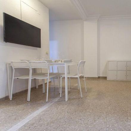 Rent this 5 bed room on Avinguda de la Constitució in 130, 46009 Valencia
