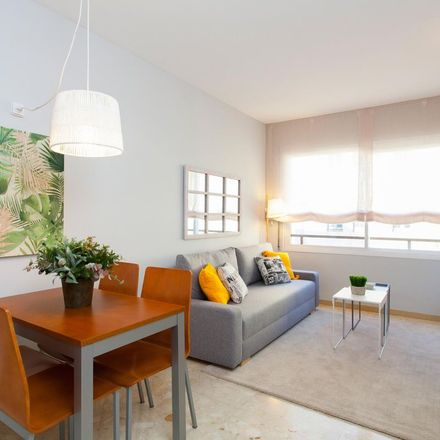 Rent this 1 bed apartment on Forn de Pa Laia in Carrer de Ribes, 36